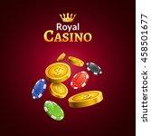 Casino Money Coins Winner....