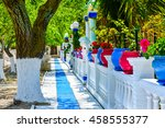 Skiathos Old Town With The...