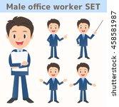 Assortment Of Male Company...