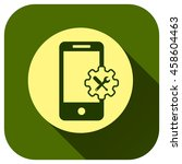 phone setting icon  vector logo ...