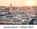 marrakesh jamaa el fna market...