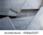abstract geometric background... | Shutterstock . vector #458665207