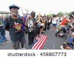 philadelphia  pa    july 25... | Shutterstock . vector #458807773