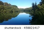 cooks river sydney a semi... | Shutterstock . vector #458821417