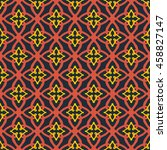 ornamental seamless pattern....   Shutterstock .eps vector #458827147