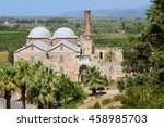 isabey mosque in selcuk  turkey | Shutterstock . vector #458985703