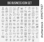 business icons. start up and... | Shutterstock .eps vector #459077437