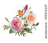 illustration of beautiful... | Shutterstock . vector #459376147