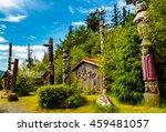 ketchikan  ak  usa   may 24 ... | Shutterstock . vector #459481057