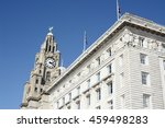 The Royal Liver Building On A...