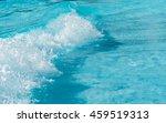 Blurred Water Background ...