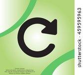 update icon. refresh symbol | Shutterstock .eps vector #459595963
