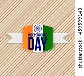 indian independence day emblem... | Shutterstock .eps vector #459599143