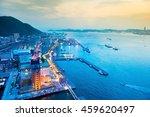 kitakyushu  fukuoka prefecture  ... | Shutterstock . vector #459620497