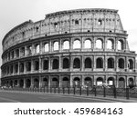 rome  italy   august 2013. the... | Shutterstock . vector #459684163