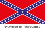confederate flag | Shutterstock .eps vector #459908863