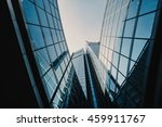 business building | Shutterstock . vector #459911767