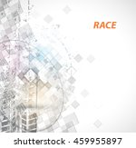 racing square background ...   Shutterstock .eps vector #459955897
