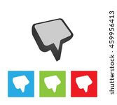 message icon. pictograph of...