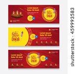 diwali festival business... | Shutterstock .eps vector #459993583