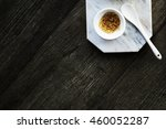 Small photo of Sugar Sweetening Marble Dish Concept