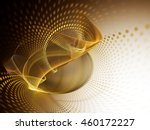 abstract background element.... | Shutterstock . vector #460172227