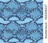 Snake Skin Seamless Vector...