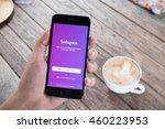 chiang mai  thailand   july 26  ...   Shutterstock . vector #460223953