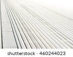 white metal roof texture... | Shutterstock . vector #460244023