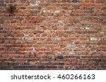 Old Brown Brick Wall
