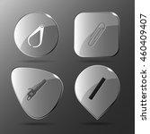 4 images  caliper  clip ... | Shutterstock .eps vector #460409407