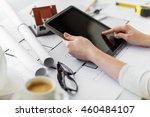 business  architecture ... | Shutterstock . vector #460484107
