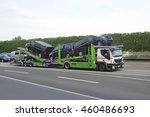 frankfurt germany   july 28... | Shutterstock . vector #460486693