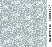 seamless floral background | Shutterstock .eps vector #460566907