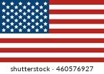 united states flag | Shutterstock .eps vector #460576927