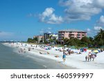 Fort Myers Beach  Fl  Usa  Jul...