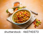 Pasta With Mixed Vegetables...