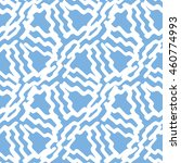 line pattern seamless... | Shutterstock .eps vector #460774993