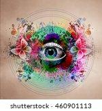 Eye Background