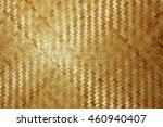 gold bamboo texture of straw... | Shutterstock . vector #460940407