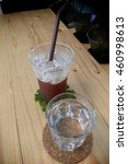 Small photo of Ice Americano coffee ethiopia Yirchacef