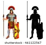roman empire legion warrior and ...