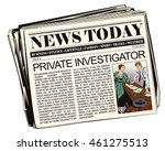 stock illustration. people in... | Shutterstock .eps vector #461275513