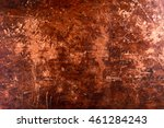 Small photo of Closeup antique Old leahter book cover background. southwell family bible 1773