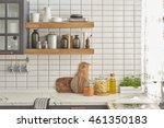 a collection of different... | Shutterstock . vector #461350183