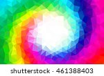 abstract background   colorful... | Shutterstock .eps vector #461388403