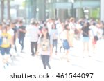 blurred abstract background of... | Shutterstock . vector #461544097