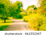 abstract blur city park bokeh... | Shutterstock . vector #461552347