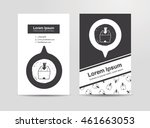 delivery doodle   Shutterstock .eps vector #461663053