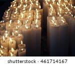 Candles Light Religion Event...